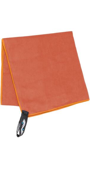 PackTowl Personal Beach Asciugamano arancione